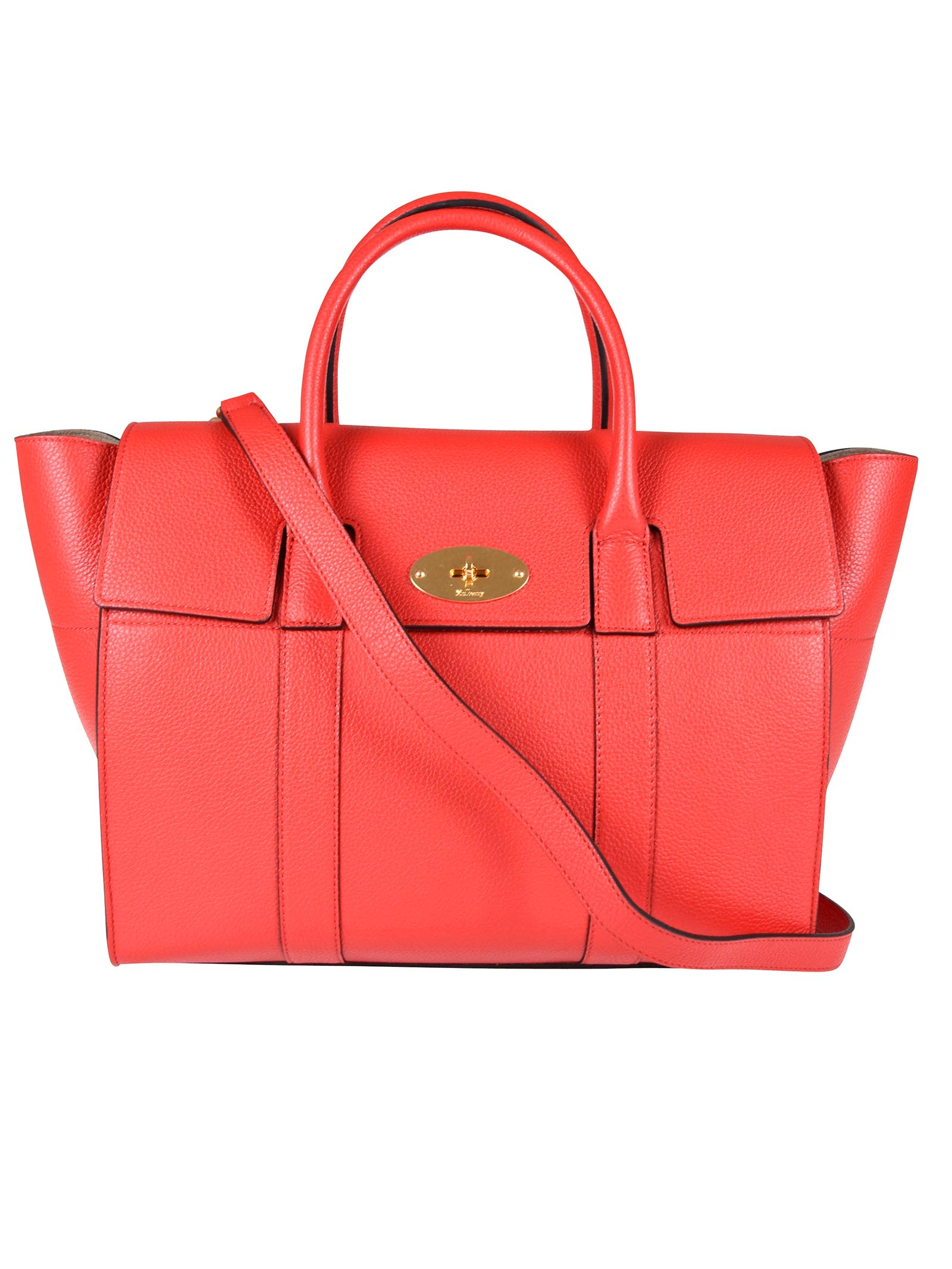 1bb2f13c61 Mulberry Fold-over Tote - Lruby Red ...