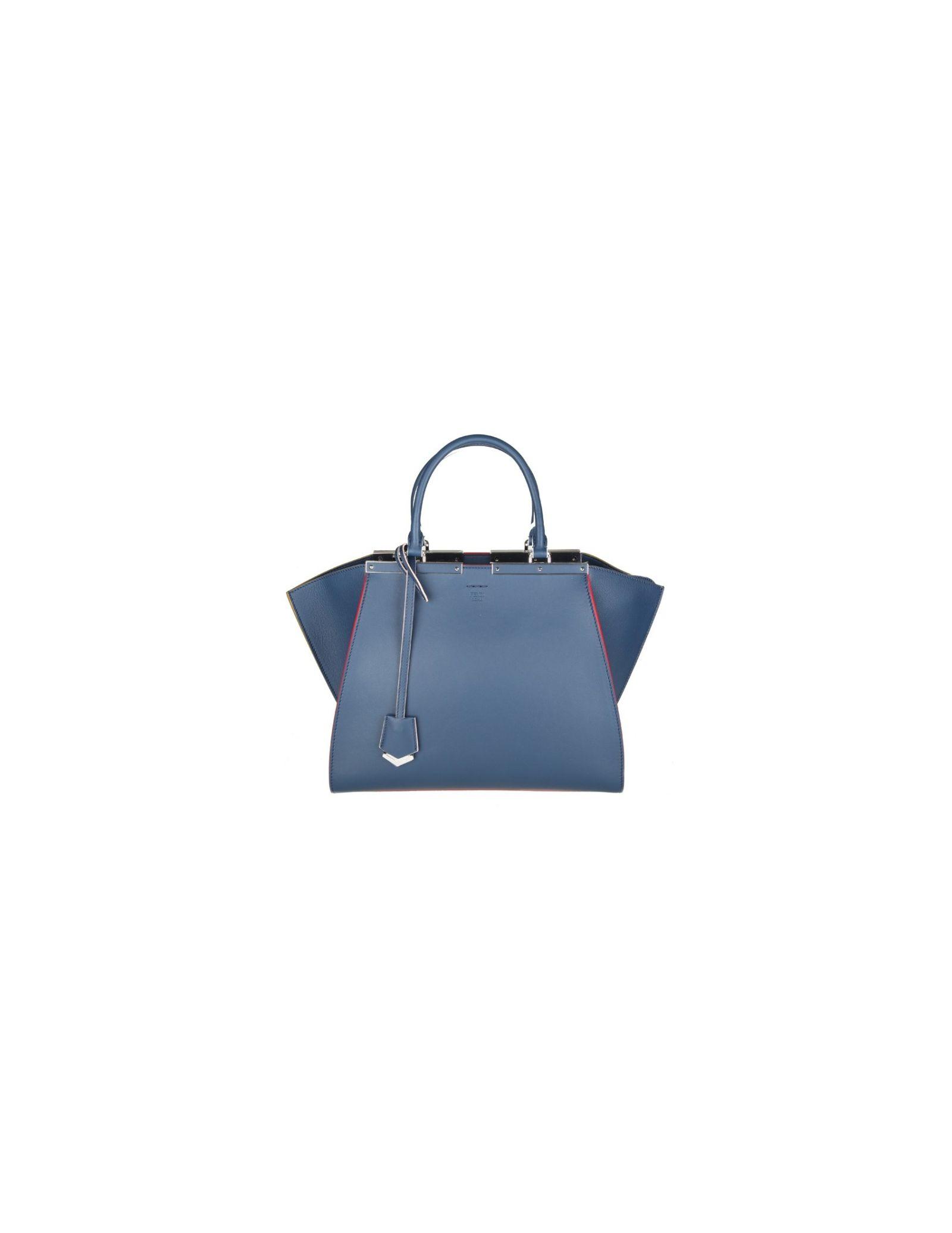 2d6e31f630 Fendi 3jour Shopping In Skin Color Blue - BLUE ...