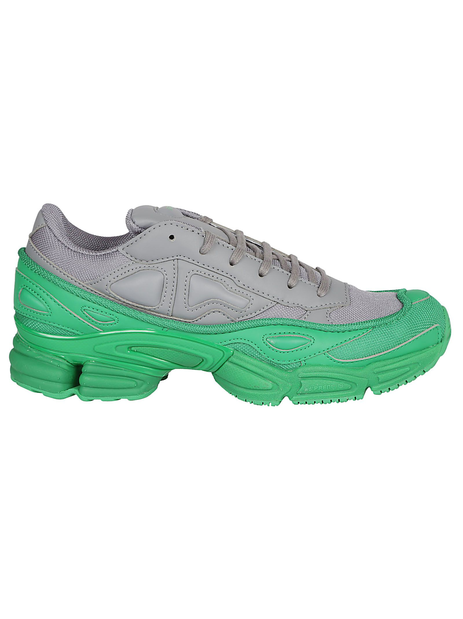 cd0d6587f8b427 Adidas By Raf Simons Rs Ozweego Sneakers - Green grey ...