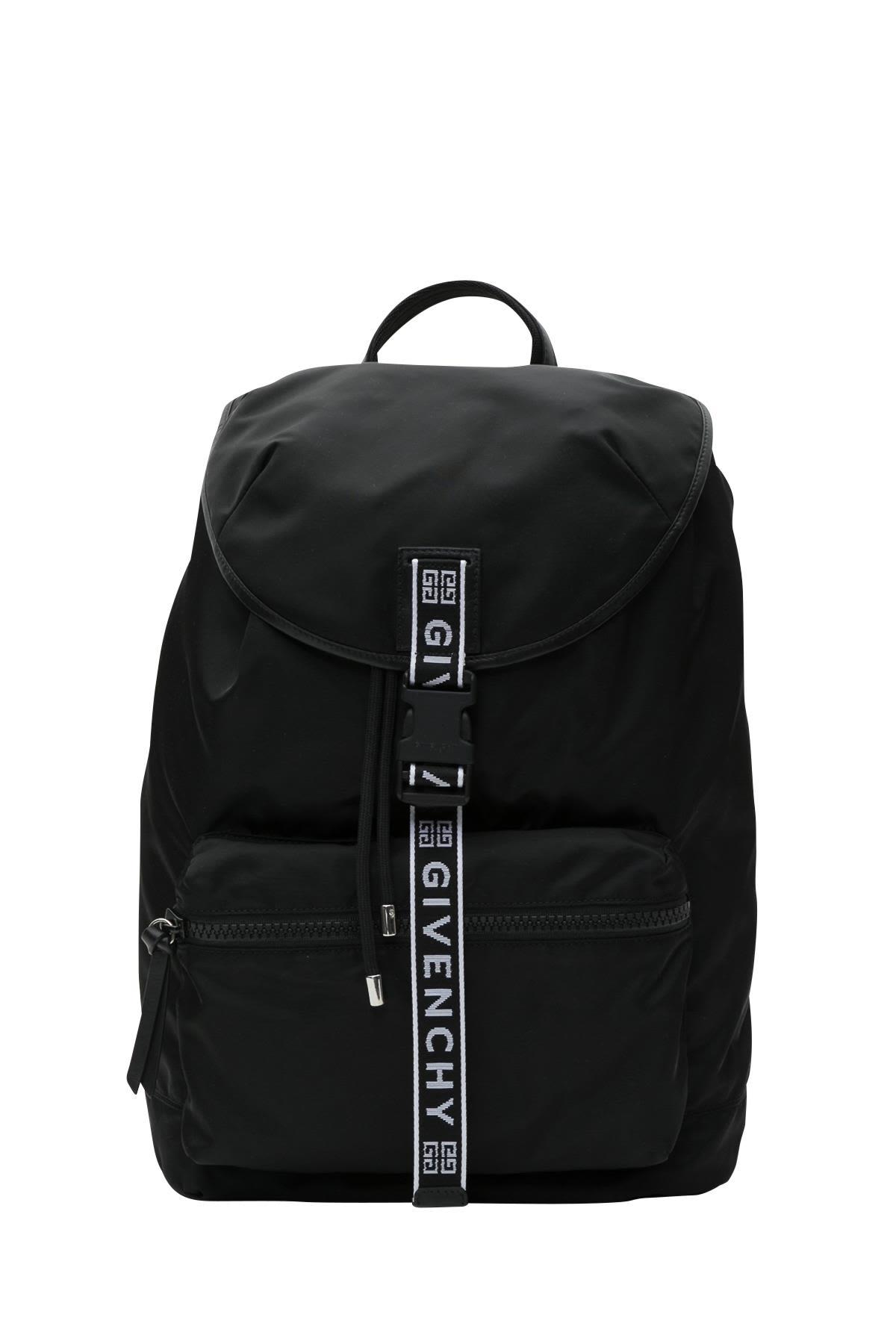 f9da49ae08 Givenchy Light 3 Pack-away Backpack - Nero bianco ...