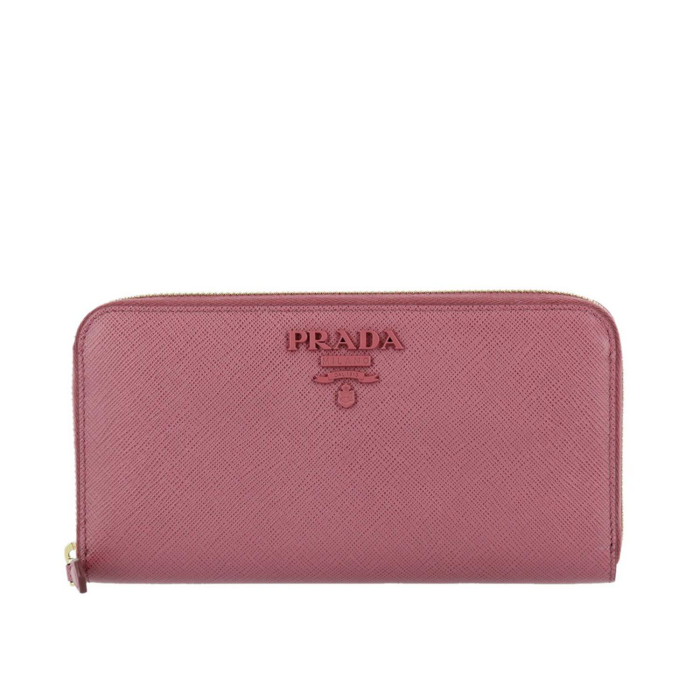 b41cefa64e6d69 italist | Best price in the market for Prada Prada Wallet Wallet ...