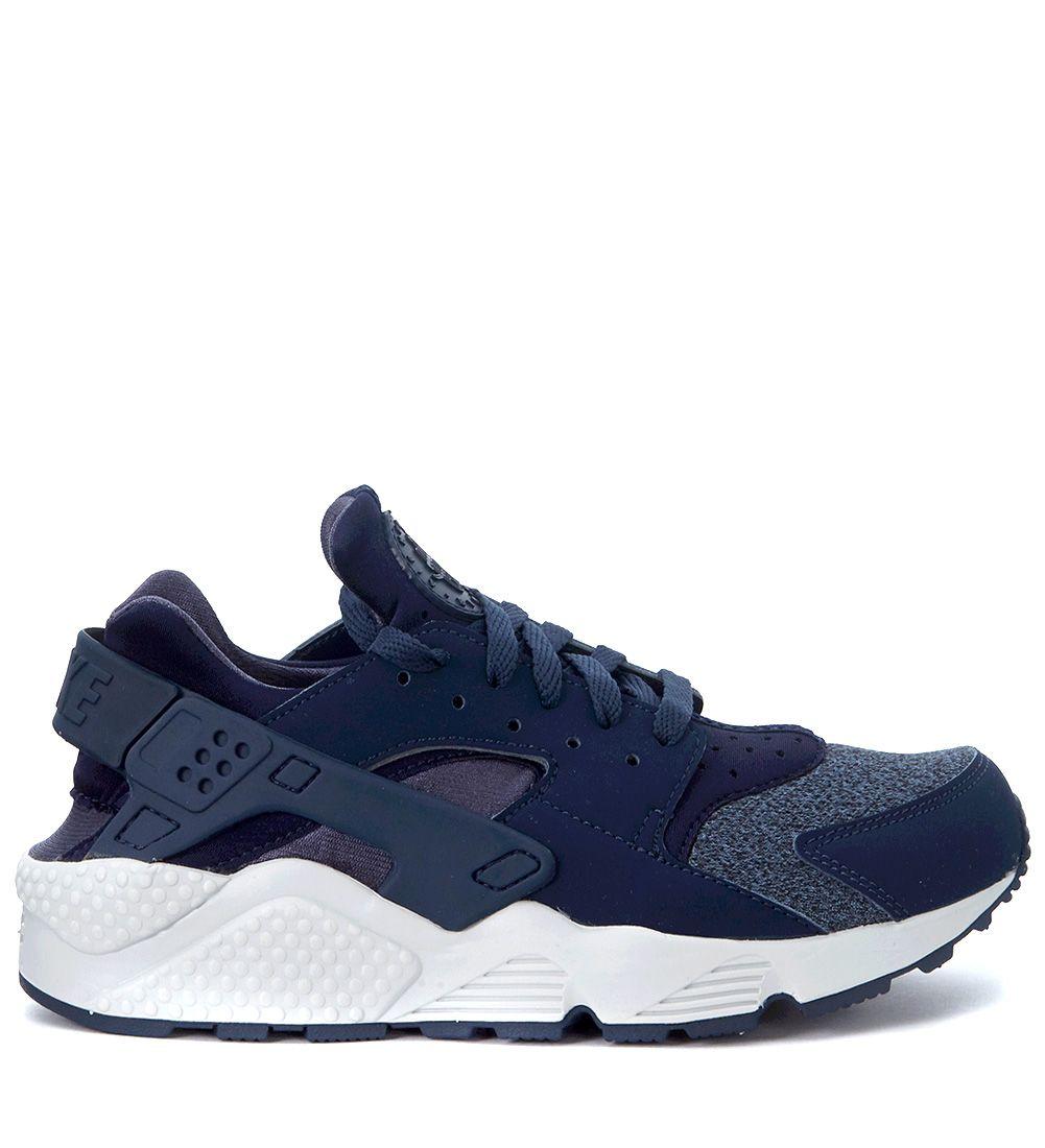 sports shoes c46ad c6445 Nike Air Huarache Blue Sneaker - BLU ...