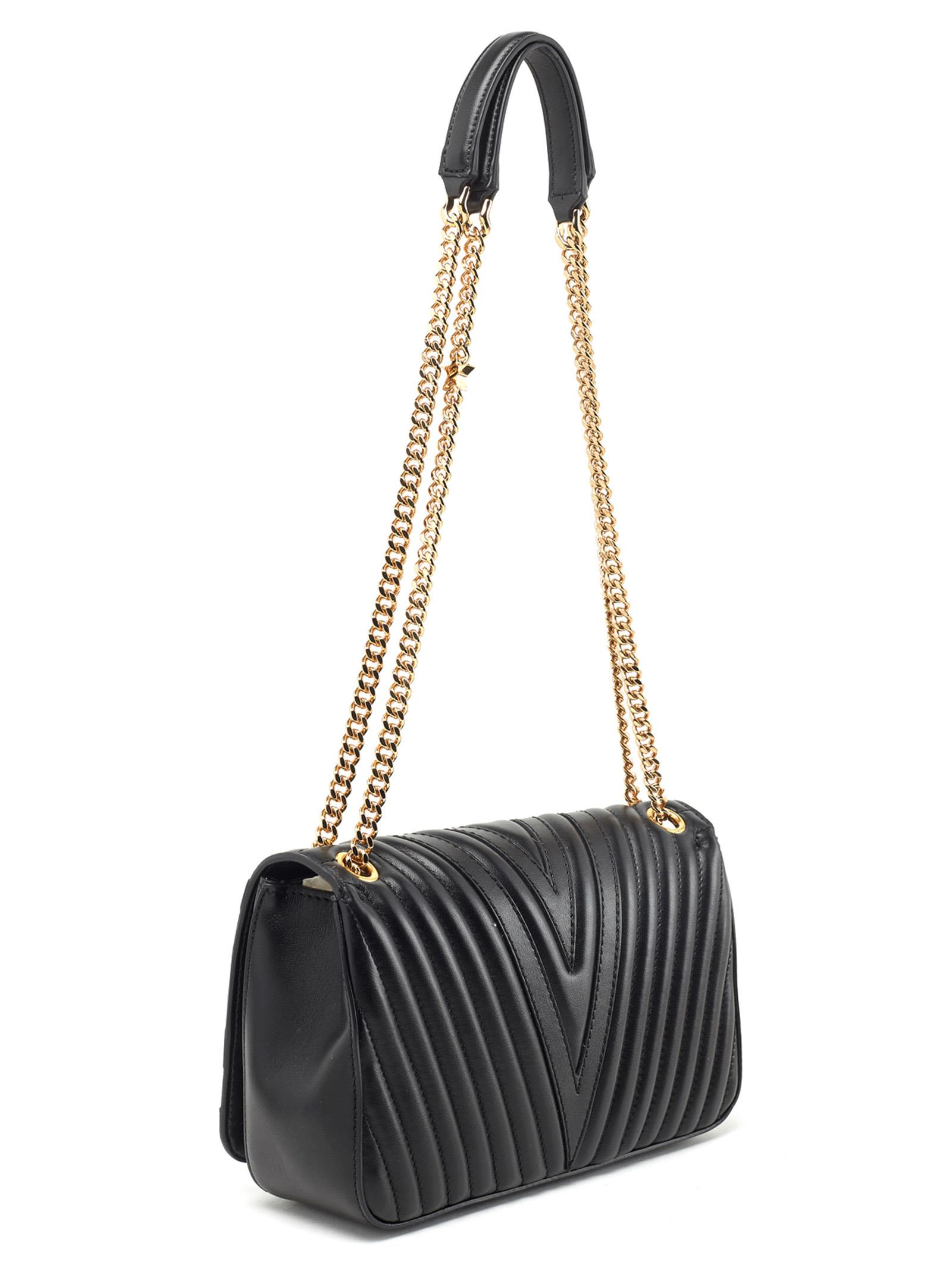 f7fb34f7b12 Stella Mccartney Black Star Bag