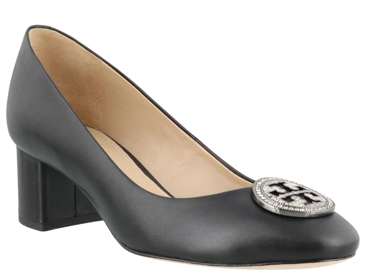 e41201f8ca3 ... Tory Burch Pump Liana - Black ...