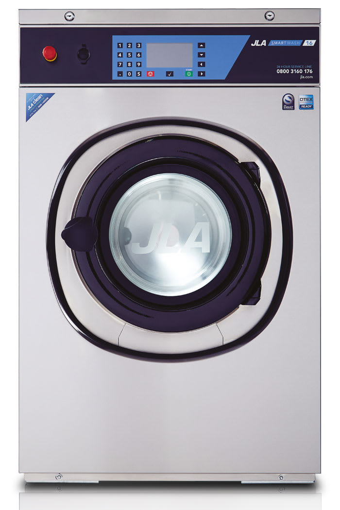 Commercial Washing Machines   Commercial Laundry Equipment   JLA