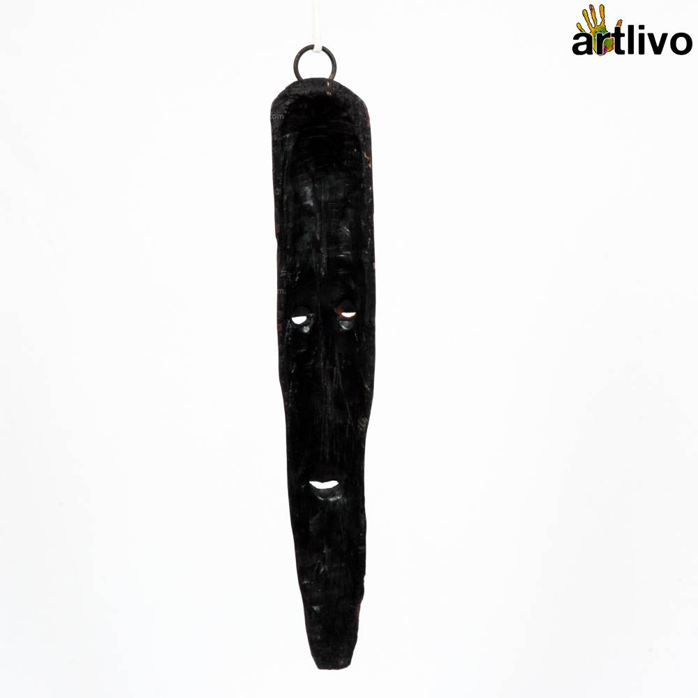 Decorative Wooden Mask - MA011