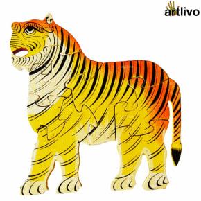 POPART Jigsaw - Roaring Lion