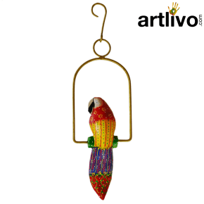 Multi Color Parrot Small