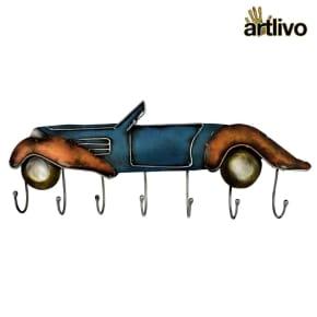 Iron Car Hook