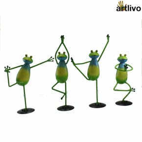 POPART Yoga Frogs - Set of 4