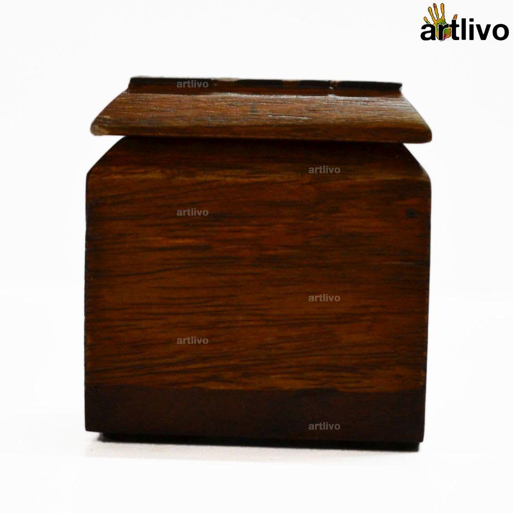 Coconut Shell Box - BO094