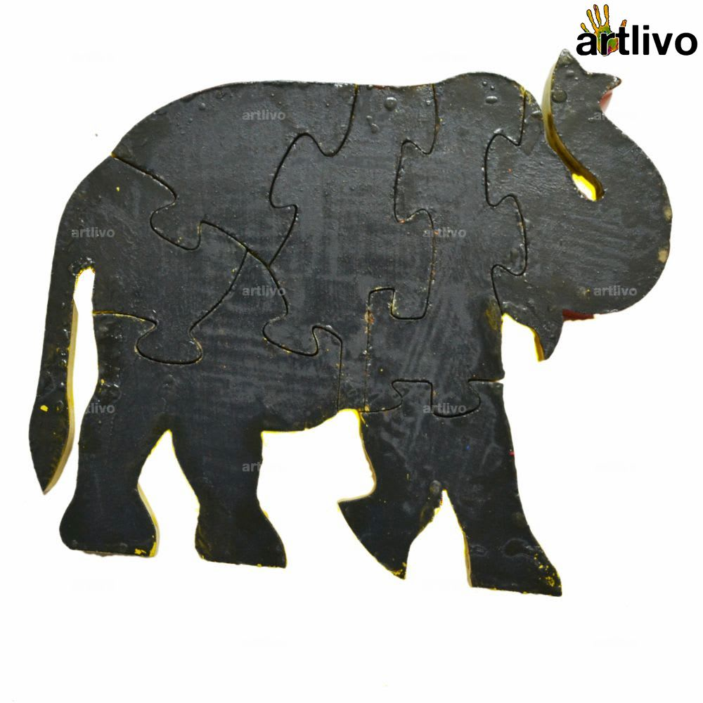 POPART Jigsaw - Exquisite Elephant