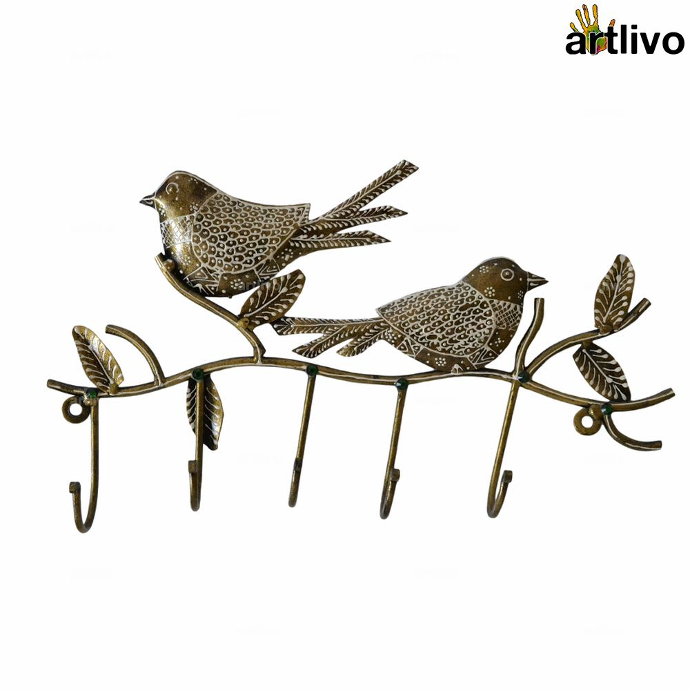 POPART Metal Sparrow Hook (5 Hooks)