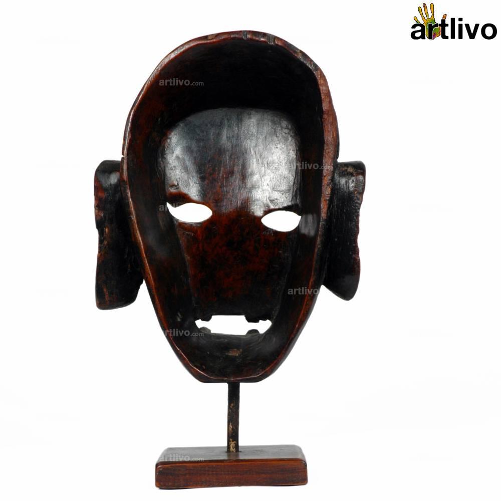 Broken Teeth Large Devil Mask