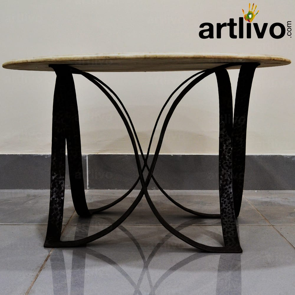 Marble Top Table