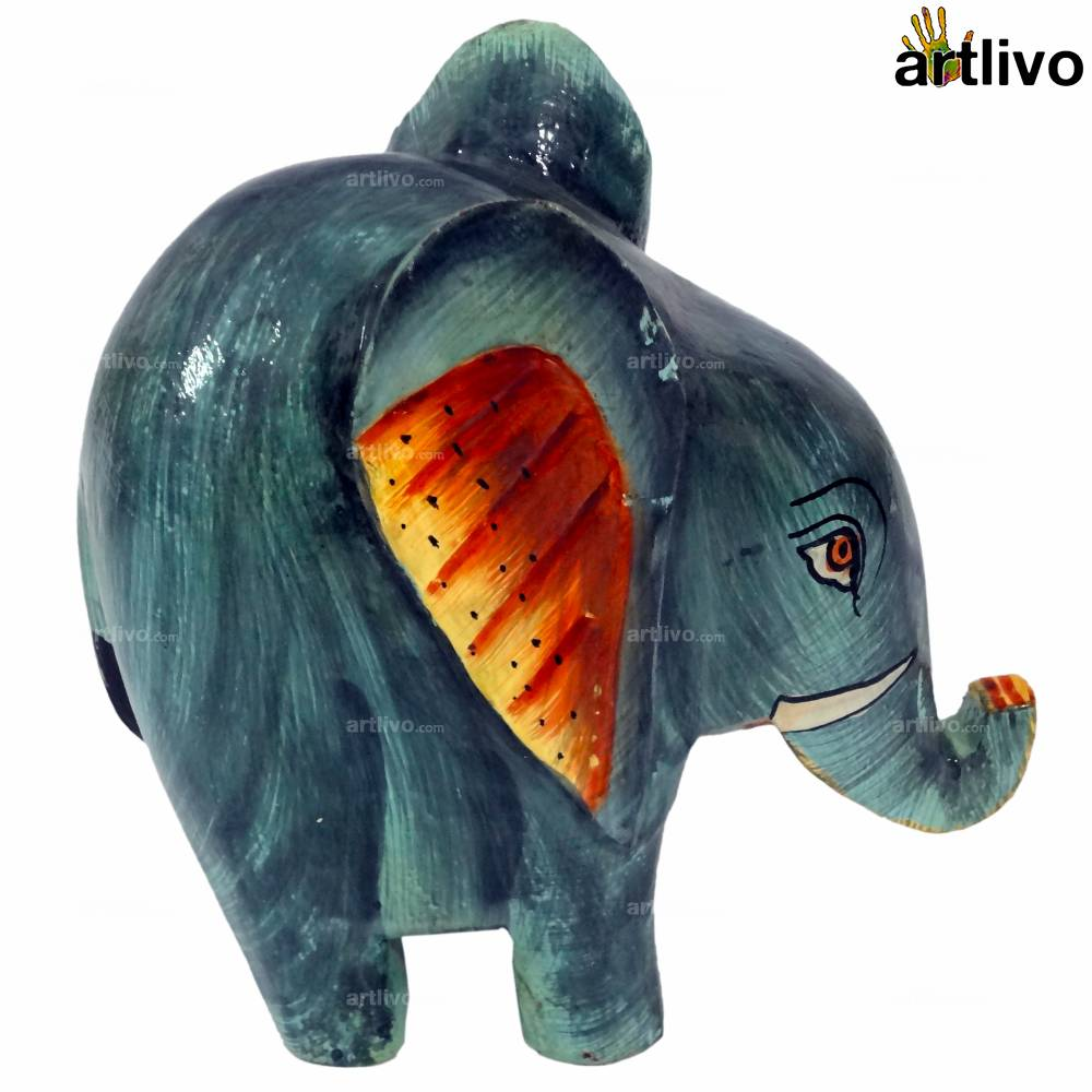 POPART Baby African Elephant