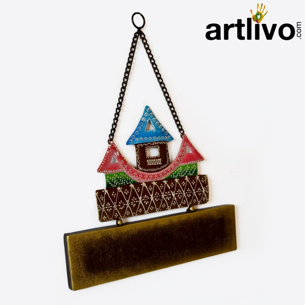 House Wall Hanging Welcome Board