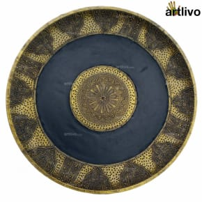 UBER ELEGANT Decorative Plate