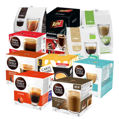 Dolce Gusto Bestsellers
