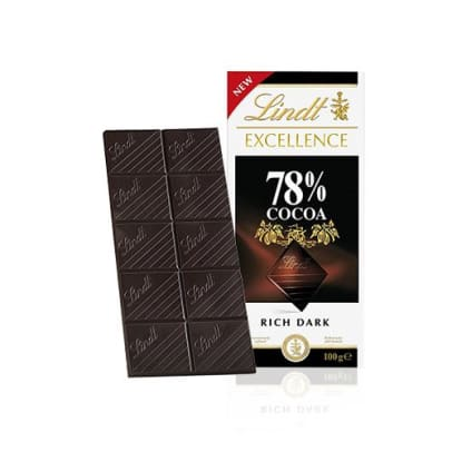 Lindt 78% Cocoa
