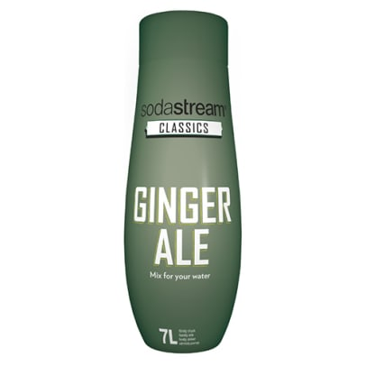 Ginger Ale Watermix von Sodastream