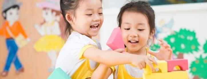 Review các trường mầm non, mẫu giáo, nhà trẻ Bình Dương