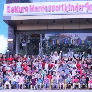 Trường mầm non quốc tế Sakura Montessori (SMIS)