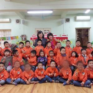 Trường mẫu giáo Việt Triều