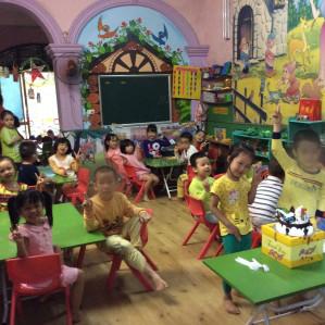 Trường mầm non Hương Giang