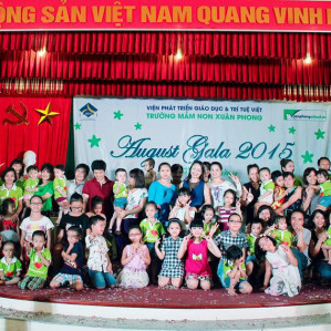 Trường Mầm non Xuân Phong