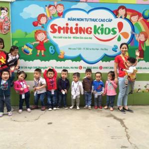 Trường mầm non tư thục cao cấp Smiling Kids