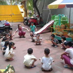 Trường Mầm non tư thục Tràng An