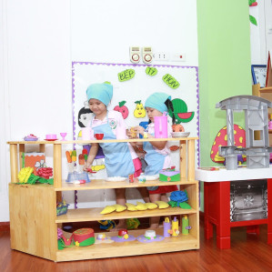 Trường Mầm Non Việt Mỹ Montessori