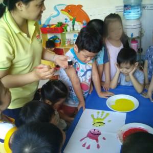 Hệ thống Giáo dục Mầm non Việt Mỹ - Hoàn Mỹ