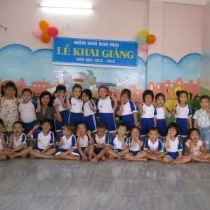 Trường mầm non Ban Mai - Quận 9