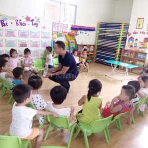 Trường mầm non Teddy House