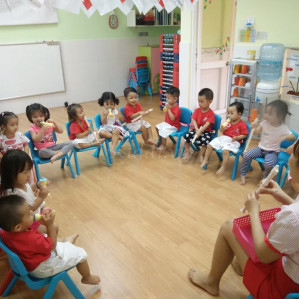 Trường Mầm non quốc tế WorldKids