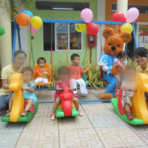 Trường Mầm non Chú Bồ Nông