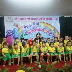 HỆ THỐNG TRƯỜNG MN VƯỜN HOÀNG GIA- ROYAL KIDSGARDEN