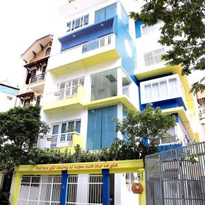 Colourful House - Mầm non ngôi nhà sắc màu