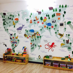 Mầm non quốc tế Việt Anh Montessori - Đống Đa