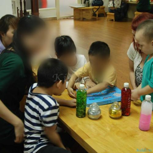 Trường mầm non song ngữ Rising Star - Kim Mã