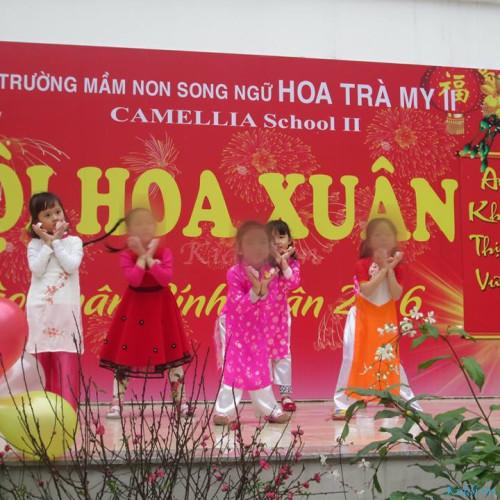 Trường mầm non song ngữ Hoa Trà My - Nam Trung Yên