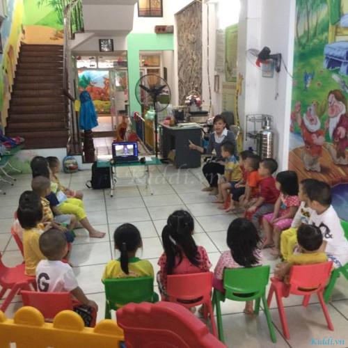 Trường mầm non tư thục Hoa Linh -  Trần Đăng Ninh