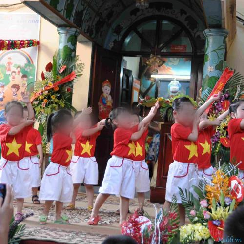 Trường mầm non Hương Giang - Lê Trọng Tấn