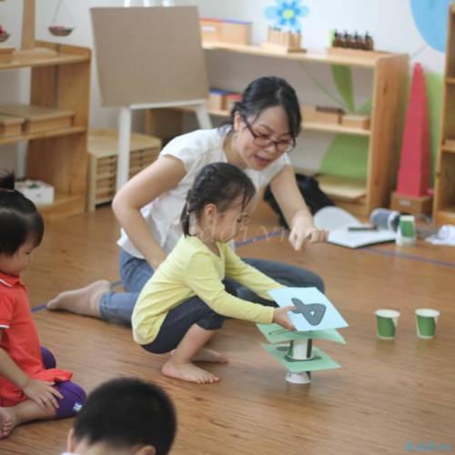 Smiles Montessori Preschool - Trương Định