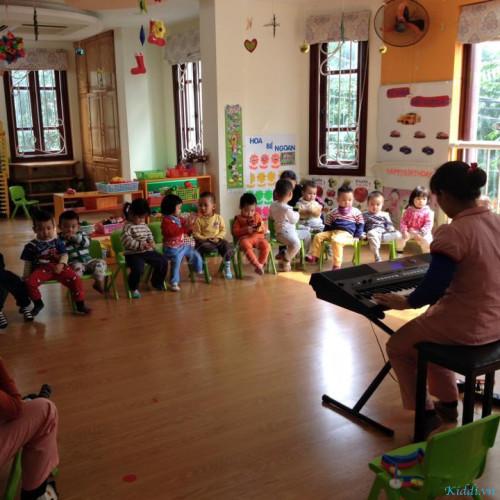 Trường mầm non Học Viện Trẻ Thơ - Nguyễn Công Thái