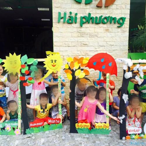Trường mầm non Hải Phương - Khu ĐT Việt Hưng