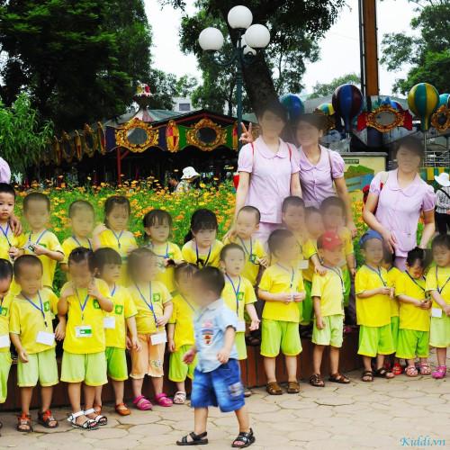 Trường mầm non chất lượng cao Ngôi Sao Sáng - D6 - Thanh Xuân Bắc