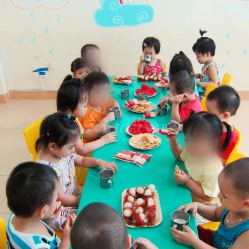 Trường mầm non SunShine Kids - Nguyễn Hoàng
